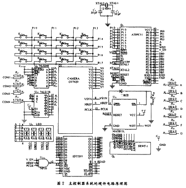 一种可视对讲门禁电路设计方案